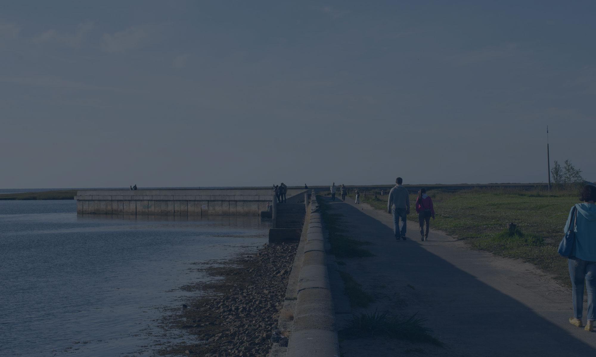 Новый облик Ягринской набережной