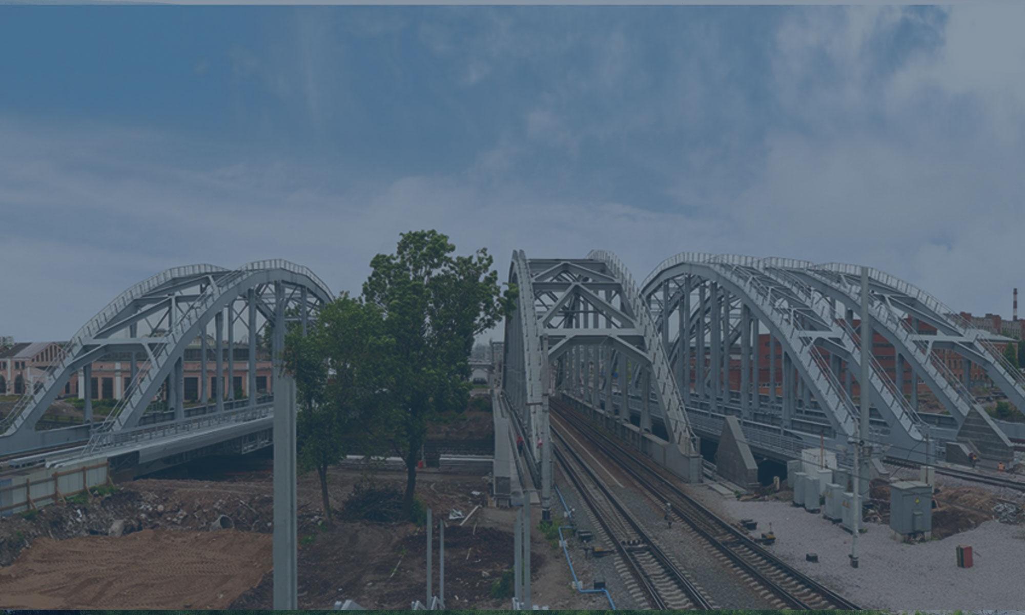 Реконструкция искусственных дорожных сооружений «набережной Обводного канала»