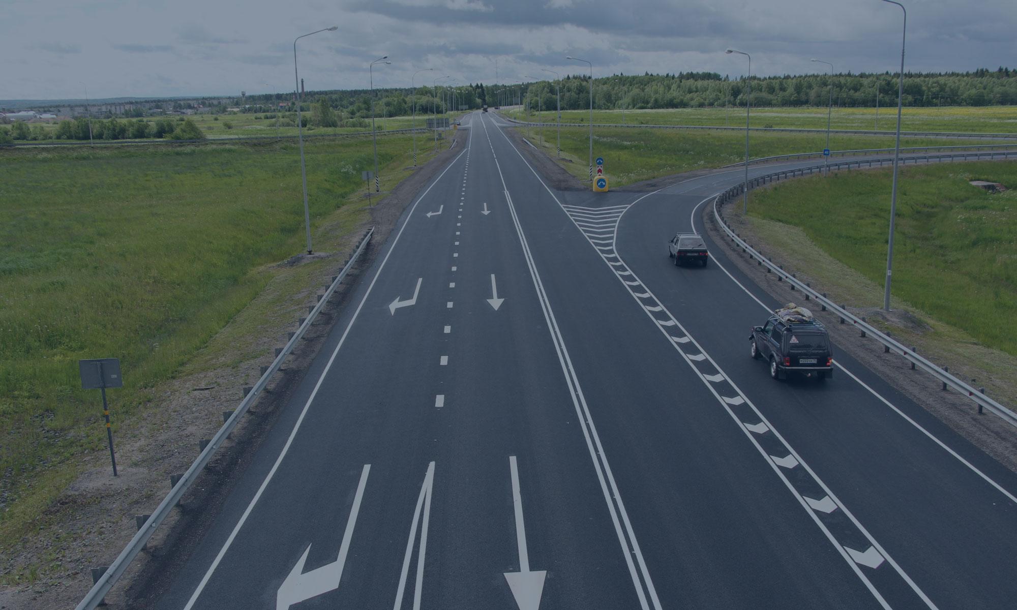 Ремонт путепровода через автомобильную и железную дорогу на км 472+062 автомобильной дороги Р-21 «Кола»