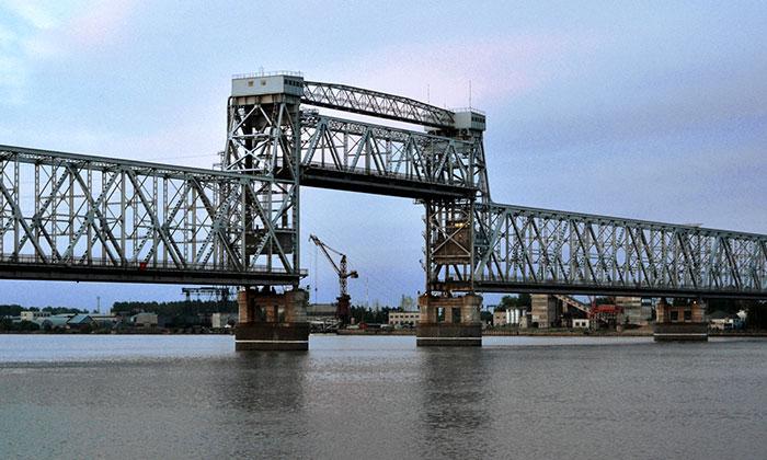 Северодвинский мост сдан
