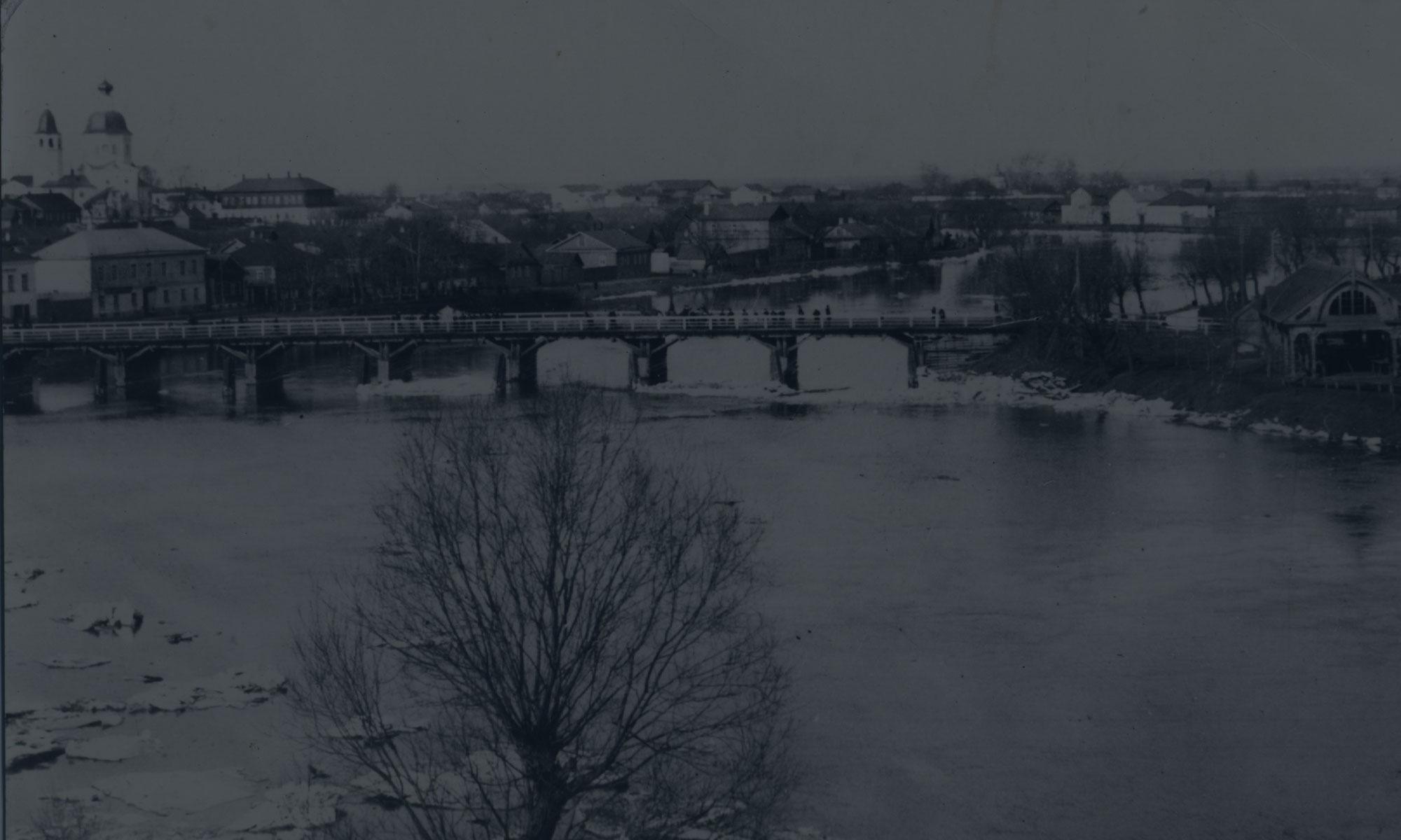 Архивные объекты «Мостострой №6»