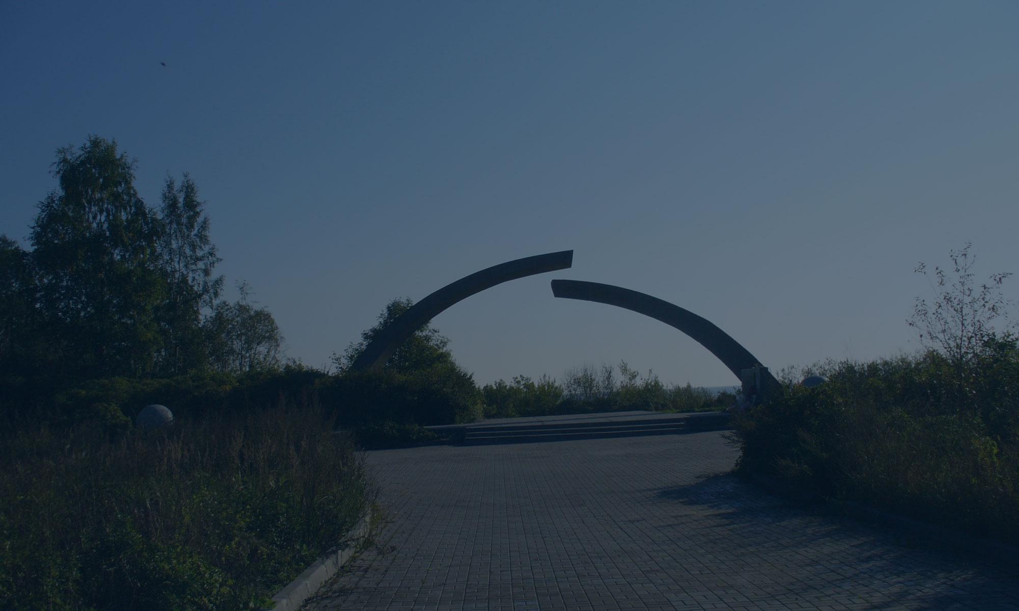 Мостострой № 6 восстановил мемориал «Разорванное кольцо»