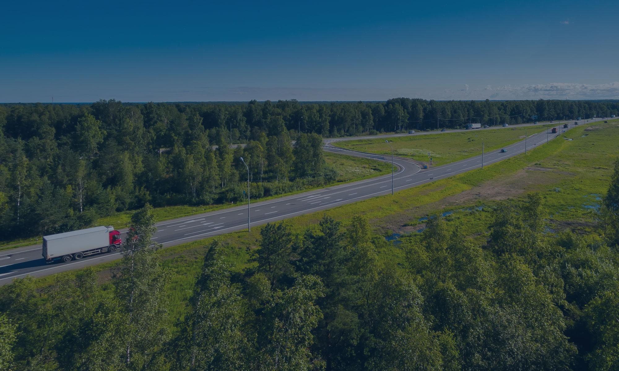 """Реконструкция мостового перехода через реку Волхов на км 122+085 автомобильной дороги М-18 """"Кола"""" (2, 3 этап)"""