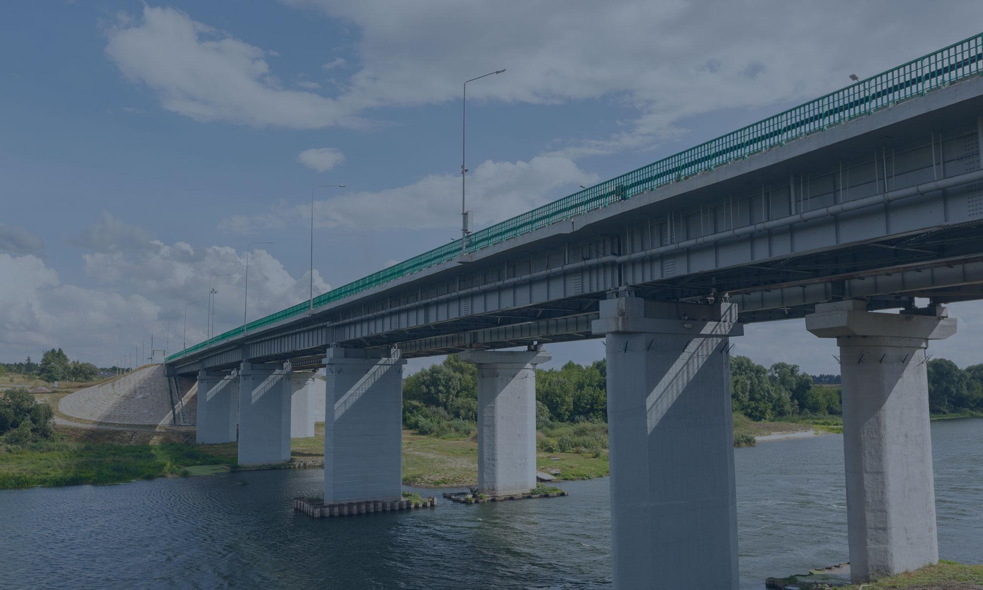 Строительство обхода г. Советска с мостовым переходом через р.Неман
